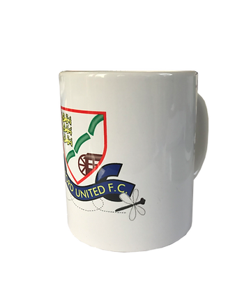BUFC DECORATED MUG