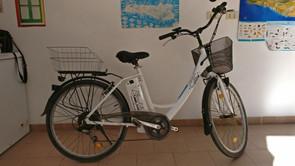 Bici elettrica Frisbee Dinghi Clic.jpeg