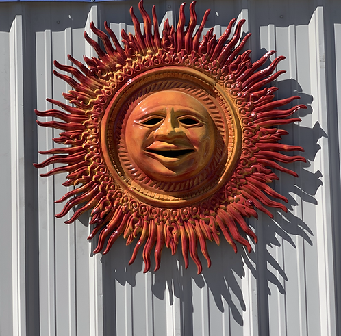 Large Sun w/Rays