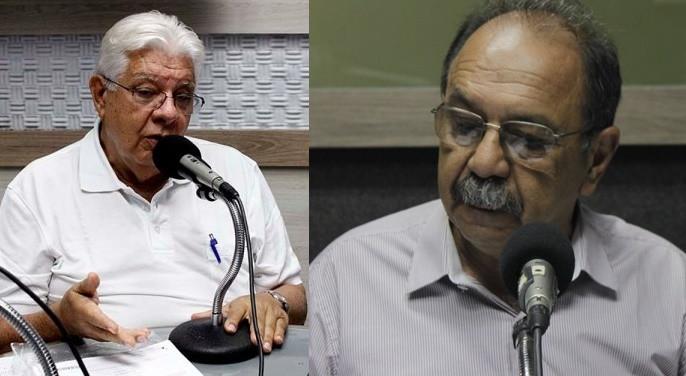 Ex-Prefeitos Francisco Dessoles e Totonho Valadares foram os convidados da manhã total desta Terça