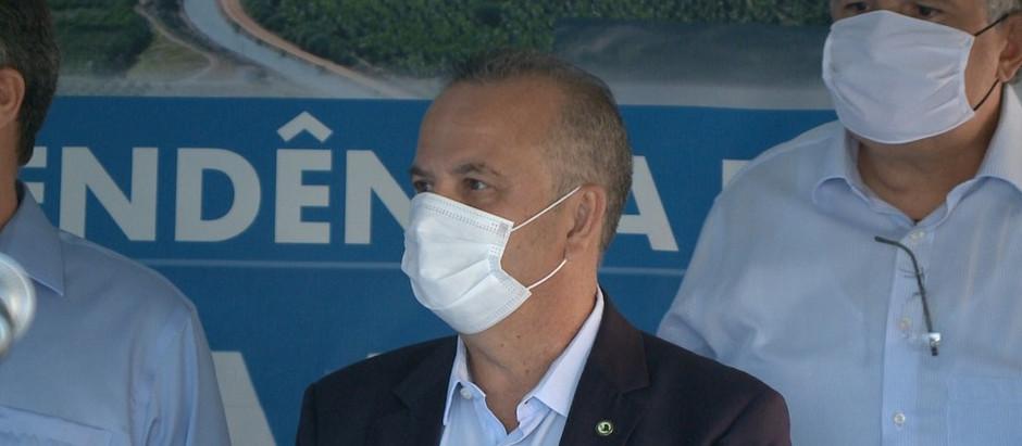 Em visita a PE, ministro assina ordem de serviço de 18milhões para construção de Barragens no Sertão