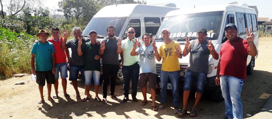 Mais um Grupo Revoltado com o Governo Zeinha Torres migra para o 15.
