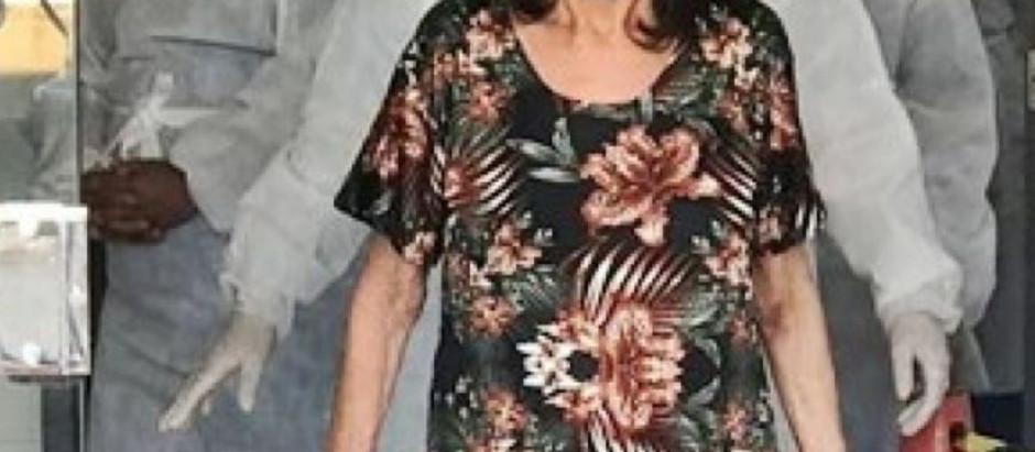Vídeo: idosa 87 anos diagnosticada com coronavírus recebe alta e emociona Serra Talhada