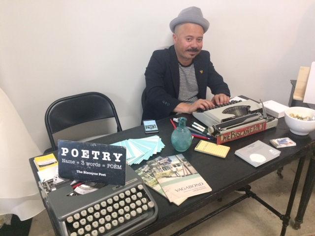 Live Poetry Service