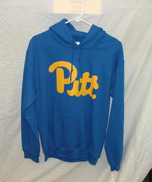 Blue Pitt Hoodie