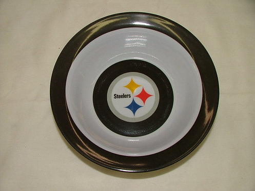 Steeler Plastic Bowl