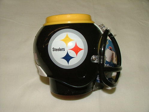 Steeler Helmet Cooler/Mug/Caddy