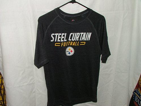 Grey Steel Curtain