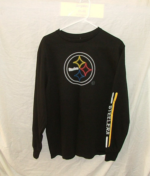 Long Sleeve Steeler Tee