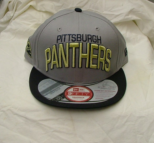 Pitt Panthers Snapback with Interchangeable Snap