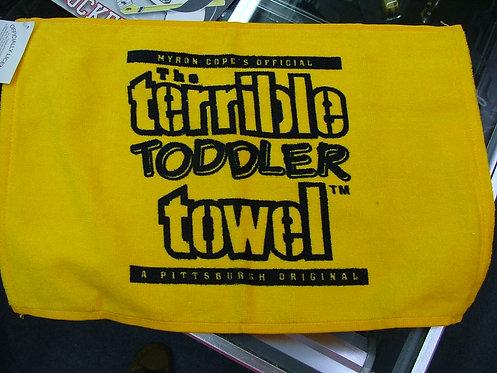 Terrible Toddler Towel