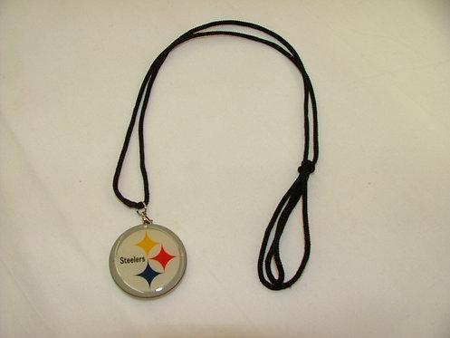 Light Up Steeler Necklace