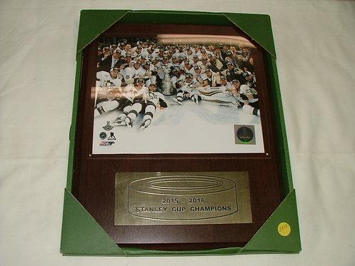 2015-2016 Champions Plaque