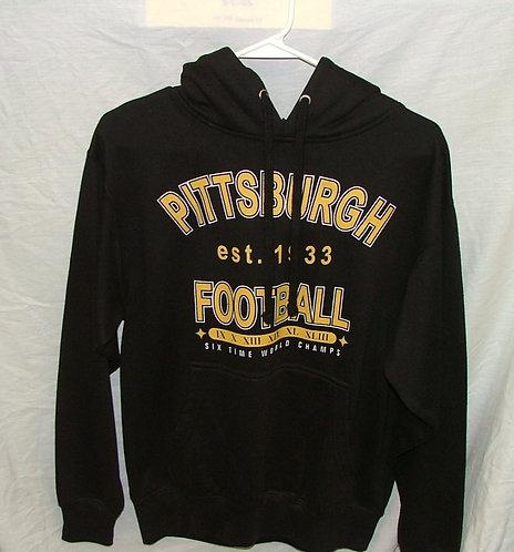 Pittsburgh Football Hoodie