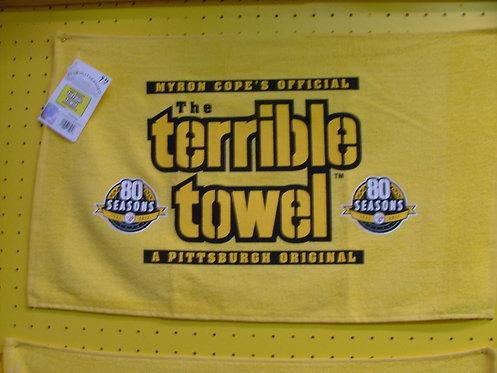 80 Season Towel