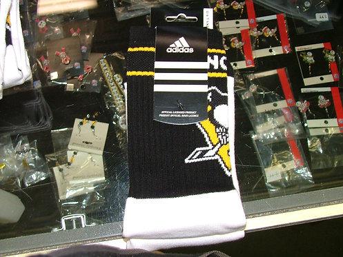 Pens Logo Socks