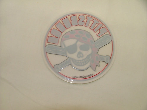 Pirates Glass Cling