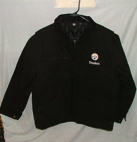 Steeler Heavy Coat