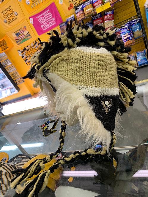 Pens Fur Hat