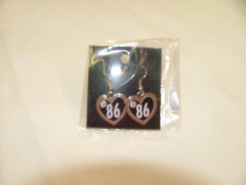 86 Earrings