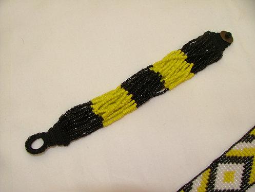 Beaded Hook Bracelet
