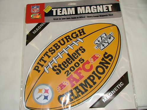 AFC 2005 Magnet