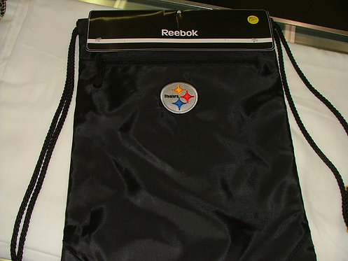 Steeler Drawstring Bag