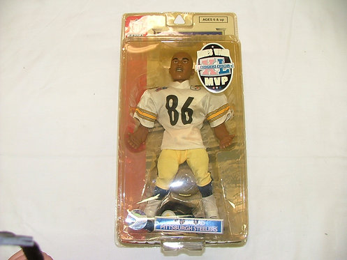 Hines Warrd Action Figure Doll