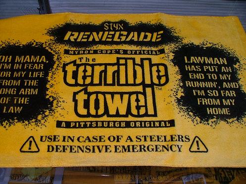 Renegade Terrible Towel