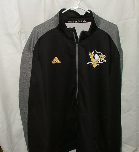 Black and Grey Zip Up - Size 2XL