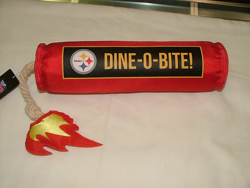 Steeler Squeaky Toy