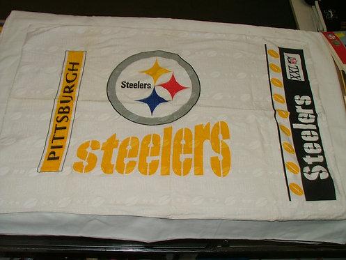 Steeler Standard Pillowcase