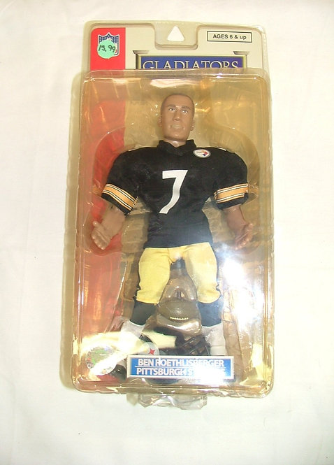 Ben Gladiator Football Action Figure Doll