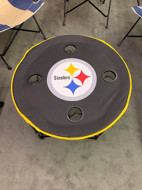 Steeler Tailgating Table