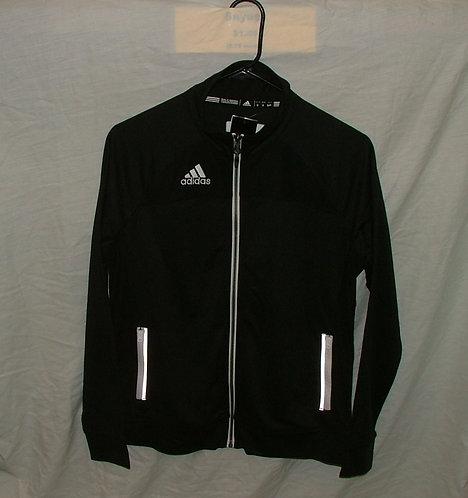 Mens Black Adidas Track Jacket