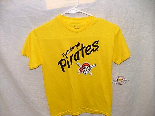Kids Yellow Pirates Tee