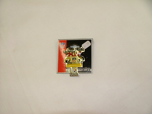 Super Bowl XIV Pin