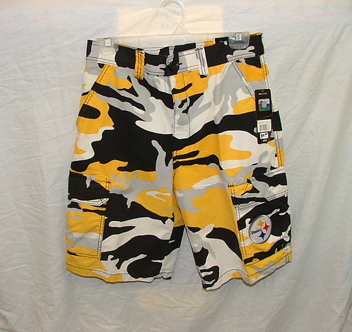 Steeler Cargo Shorts