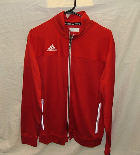 Mens Red Adidas Track Jacket