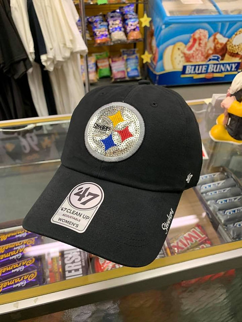 Sequin Steeler Hat