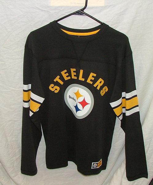 Black Steeler Shirt