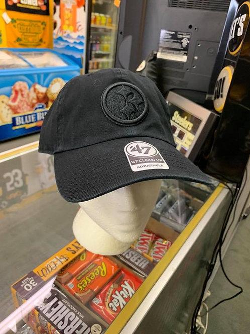 Black Steeler Cap