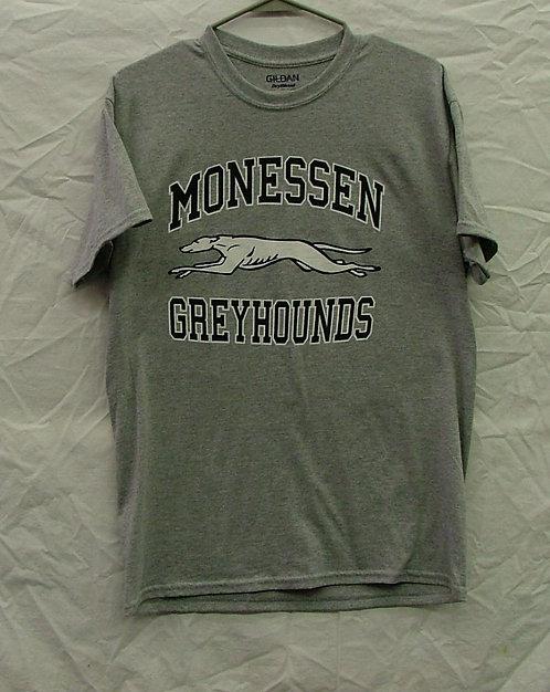 Grey Monessen T-shirt