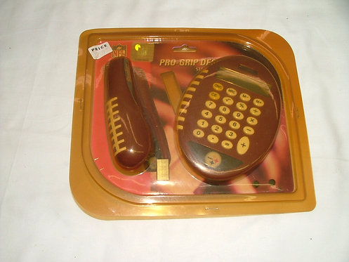 Stapler and Calculator Set