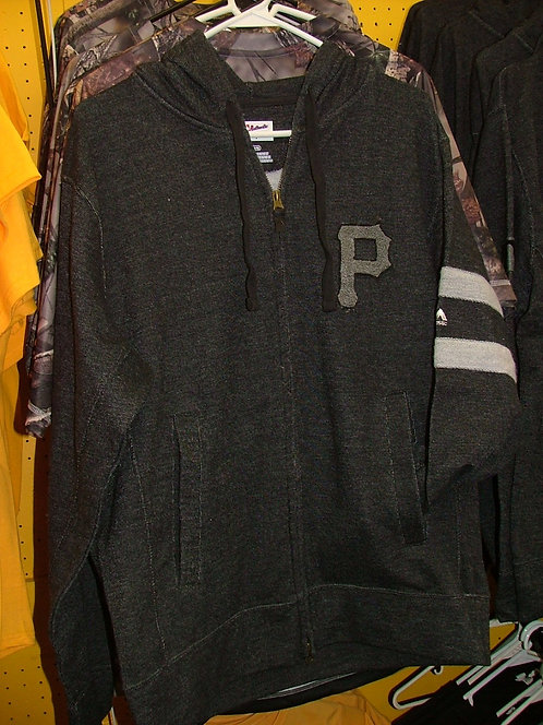 Pirates Zip Down Hoodie