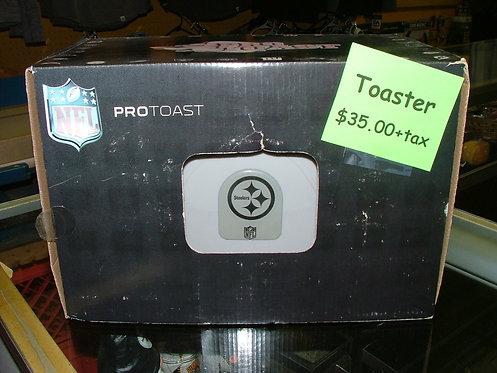 Steeler Toaster