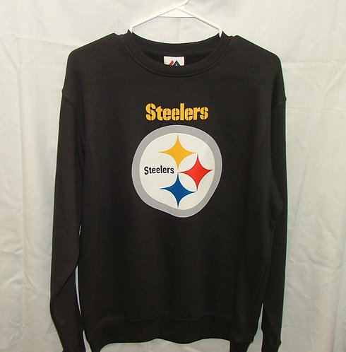 Black Steeler Sweatshirt