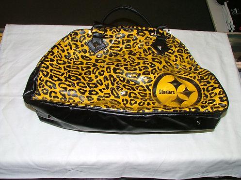 Large Leopard Tote Bag