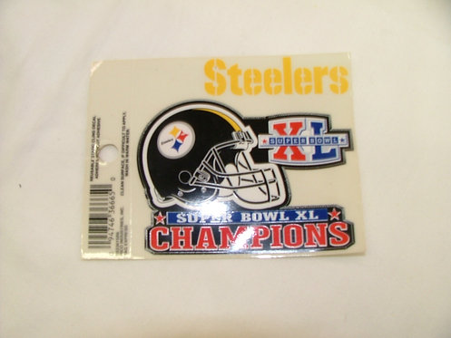 Superbowl XL Sticker
