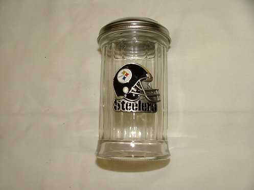 Steeler Grated Cheese Glass